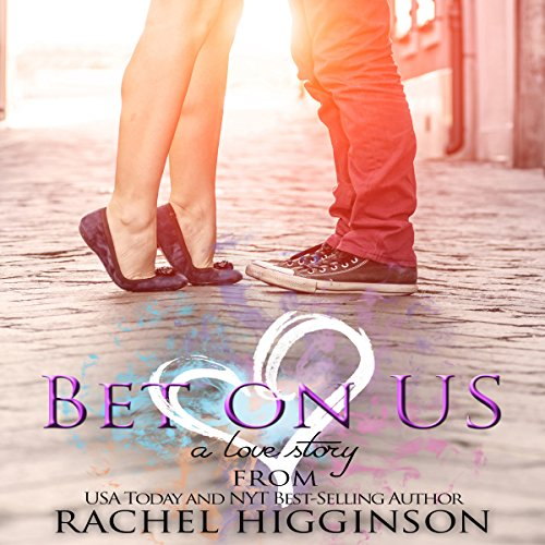Bet on Us audiobook cover art