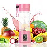 Best Travel Blenders - Portable Blender 13oz with USB Cable & Cleaning Review
