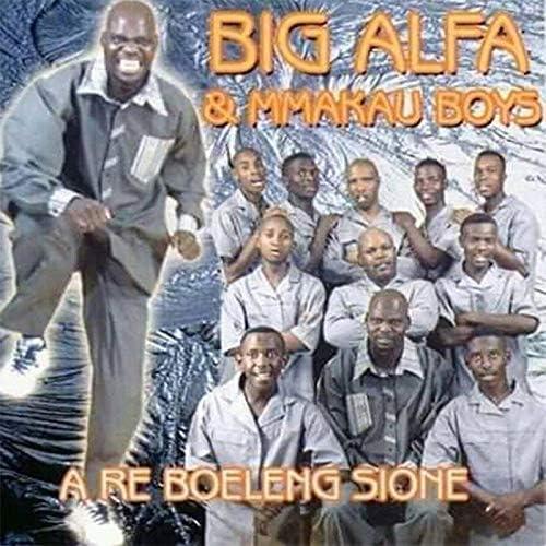 Big Alpha & Mmakau boys