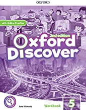 Oxford Discover: Level 5: Workbook with Online Practice