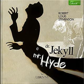 Dr. Jekyll e Mr. Hyde copertina