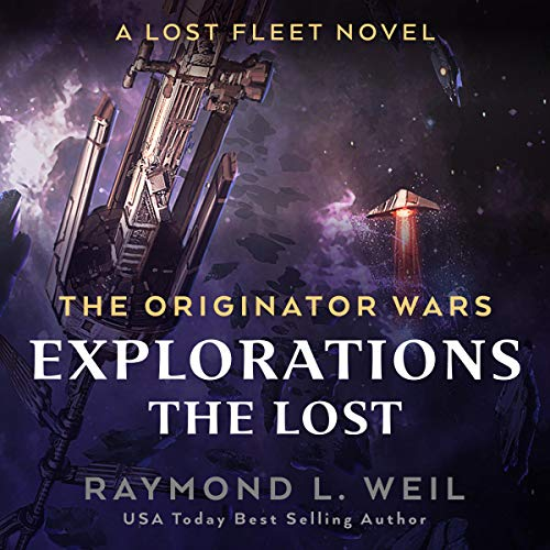 The Lost (A Lost Fleet Novel) audiobook cover art
