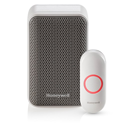Honeywell RDWL311A2000/E Series 3 Portable Wireless Doorbell / Door Chime & Push Button