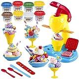 PlayGo - Plastilina heladería con moldes y accesorios playgo (46636)