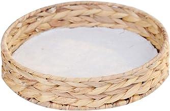 Fruit Basket Panier de rangement en tissu à la main pour la décoration de la maison de fruits secs sucrés