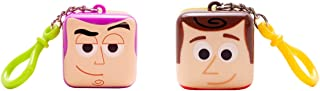 LIP SMACKER + Toy Story: The Authentic, Fun Flavor of Lip Smackers Meets Your Favorite Pixar Characters in This Set of Collectible Buzz Lightyear & Woody Lip Balm Keychains! Perfect as a Gift!