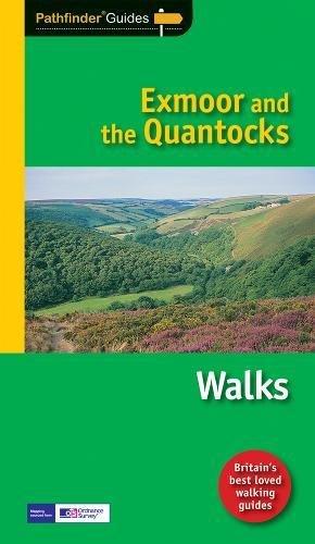 PF (09) Exmoor & The Quantocks (Pathfinder Guides)