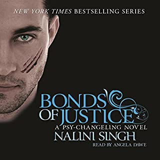 Bonds of Justice cover art