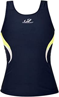 6545b870da Regata Feminina Triathlon Hammerhead Short Distance Azul Marinho-Amarelo GG
