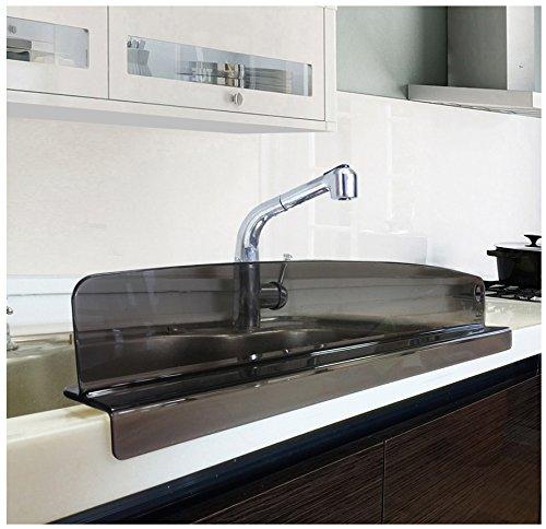 Kitchen Sink Splash Guard (Slate Gray)