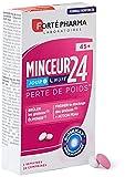 Forté Pharma - Minceur 24 45+   Complément alimentaire femme de 45 ans et plus - Chronobiologie minceur   28...