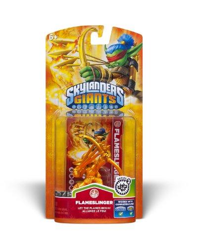 Figurine Skylanders : Giants - Flameslinger Gold - Series 2