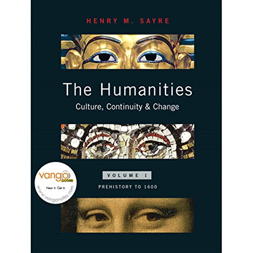 VangoNotes for The Humanities Audiobook By Henry M. Sayre cover art