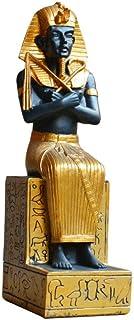YL-adorn art Estatua Sculpture Figurine Figuras Decorativas Faraón De Egipto Los Faraones Egipcios Estatua De Ilustracione...
