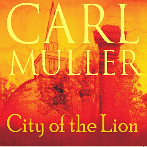 City of the Lion audiobook cover art