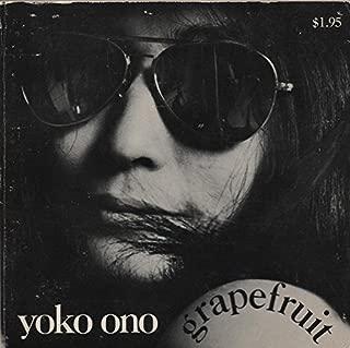 Yoko Ono - GRAPEFRUIT
