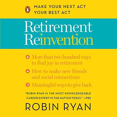 Retirement Reinvention audiobook cover art