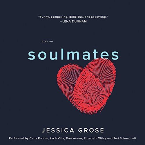 Soulmates audiobook cover art