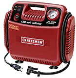 Bon-Aire Craftsman 75118 120V Portable Inflator, 12.45Pounds