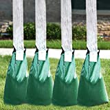 Tree Watering Bag Premium 20 Gallon Watering Bag for Tree Made of Sturdy PVC With Heavy Duty Zipper Slow Releasing Tree Watering Bag Automatic Watering Tree