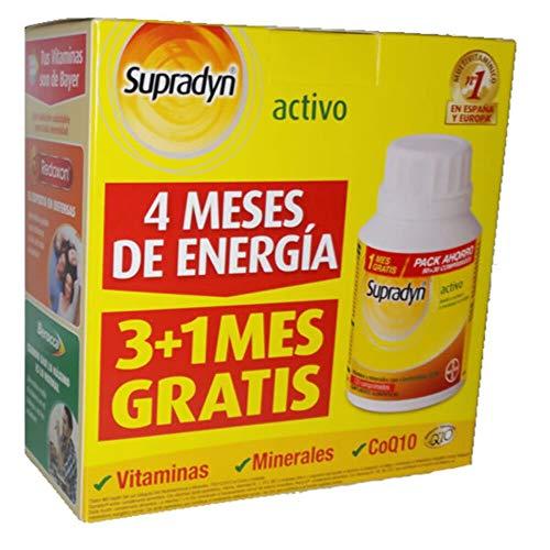 Supradyn Activo 90 Comprimidos + 30 de Regalo