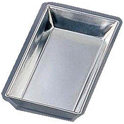遠藤商事 マフィン型 シルバー (内寸)幅×奥行×深さ(mm):83×41×10 業務用 フィナンシェ WHI1302