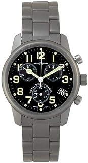 Zeno - Zeno-Watch Reloj Mujer - Classic Cronógrafo Date - 7557Q-a1M