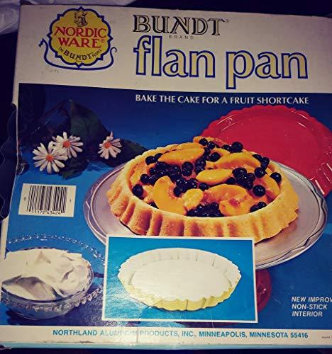 Bundt Flan Pan