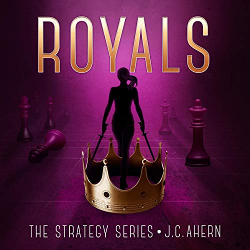 Royals audiobook cover art