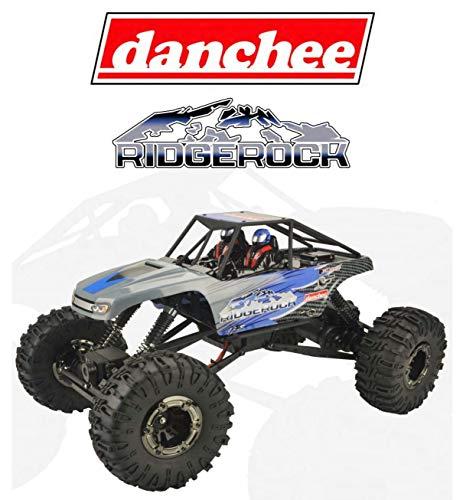DANCHEE RidgeRock - 4WD Electric Rock Crawler - 1/10 scale - RTR
