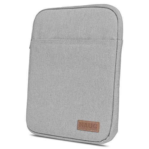 Sleeve Hülle kompatibel für Wacom Intuos S Tablet Tasche Schutzhülle Schutz Case Etui Cover, Farbe:Grau (Grey)