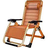 取り外し可能なヘッドレスト、セットの90から160、通気性の生地、BREエアビーチでのキャンプに、nは、色付きエアBREのポータブル、ウィッカー:オレンジ2 (Color : Orange 2)