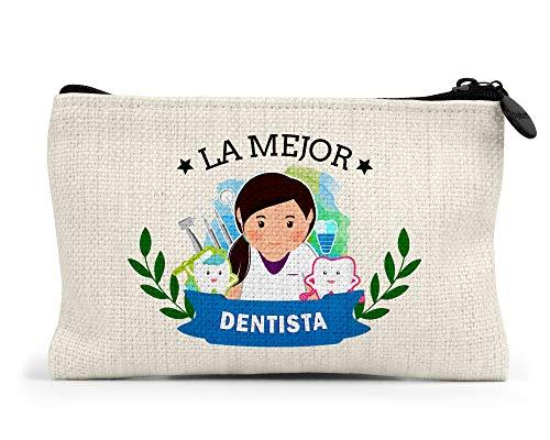 Monedero la Mejor Dentista del Mundo Regalo Original...