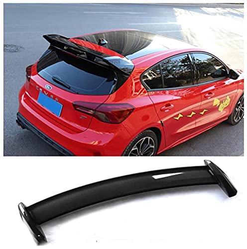 Fibra de Carbono Spoiler trasero para techo trasero del coche, Kit de alerón de Fibra de Carbono, para Ford Focus Hatchback ST-LINE 2019 2020 2021