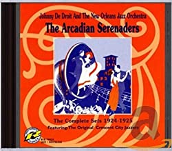 Arcadian Serenaders: Complete Sets 1924-1925