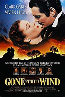 Gone With The Wind POSTER Movie (27 x 40 Inches - 69cm x 102cm) (1939) (Style S)