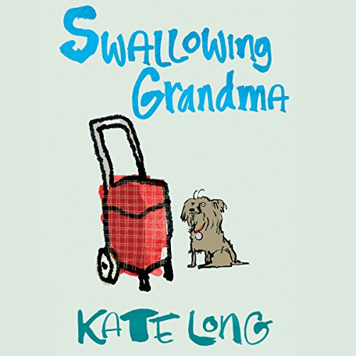 Swallowing Grandma audiobook cover art
