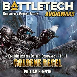 BattleTech - Goldene Regel Titelbild