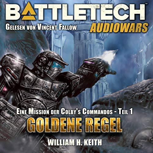 BattleTech. Goldene Regel Titelbild