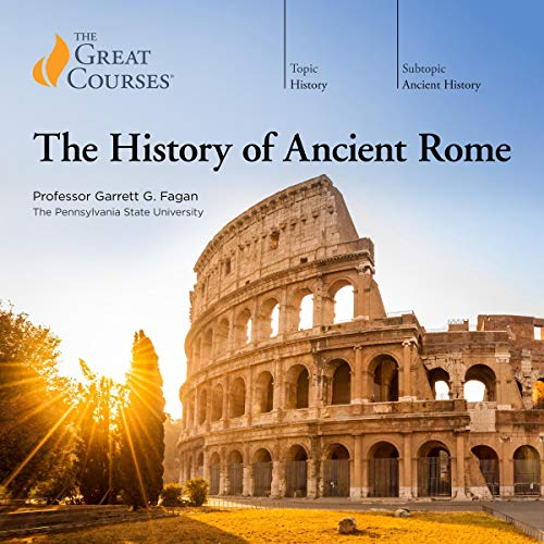 Couverture de The History of Ancient Rome