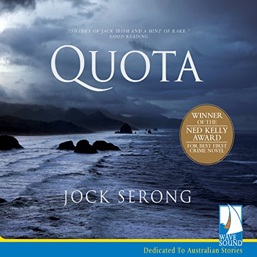 Quota audiobook cover art