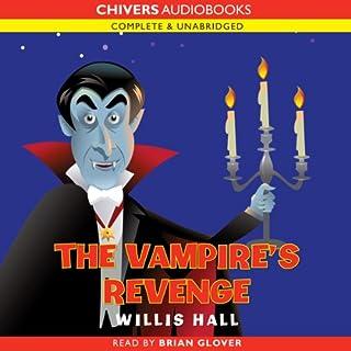 The Vampire's Revenge audiobook cover art
