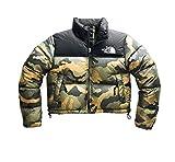 The North Face Women Nuptse Crop jacket