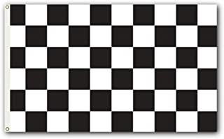 Best SSK Checkered - Racing Outdoor Flag - Large 3