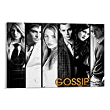 CHAOZHE Gossip Girl HD Poster Classic and Pop American