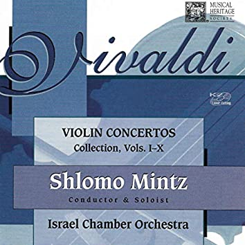 Vivaldi: The Violin Concerto Collection, Volumes 1-10
