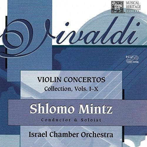 シュロモ・ミンツ feat. The Israel Chamber Orchestra