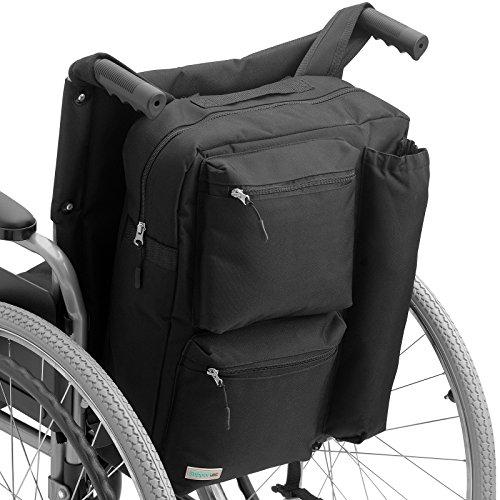Supportec - Große Scooter- und Rollstuhltasche Deluxe