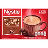 NESTLE Rich Milk Chocolate Hot Cocoa Mix 6-0.71 oz. Packets