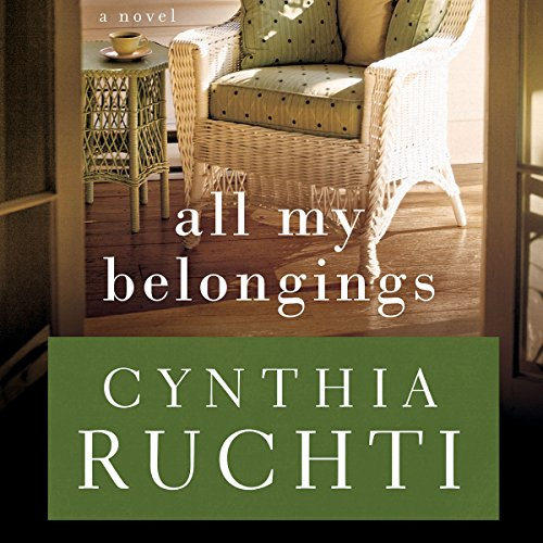 All My Belongings audiobook cover art
